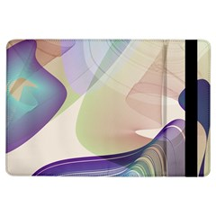 Abstract Apple Ipad Air Flip Case by infloence