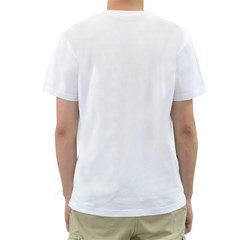 Father s Day Shirt #2 By Caroline Little   Men s T Shirt (white) (two Sided)   Hn01whg2fpji   Www Artscow Com Back