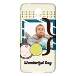 kids - Samsung Galaxy S5 Back Case (White)