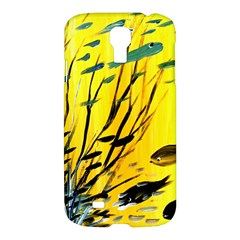Yellow Dream Samsung Galaxy S4 I9500/i9505 Hardshell Case by pwpmall