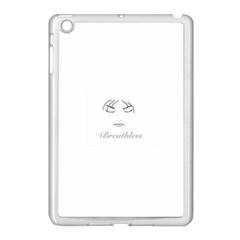 Breathless Apple Ipad Mini Case (white)