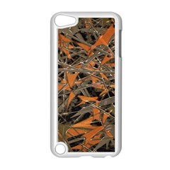 Intricate Abstract Print Apple Ipod Touch 5 Case (white) by dflcprints