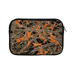 Intricate Abstract Print Apple Ipad Mini Zippered Sleeve by dflcprints