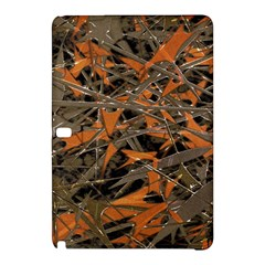 Intricate Abstract Print Samsung Galaxy Tab Pro 10.1 Hardshell Case by dflcprints