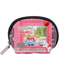 Baby By Baby   Accessory Pouch (small)   Syr7erruss57   Www Artscow Com Front