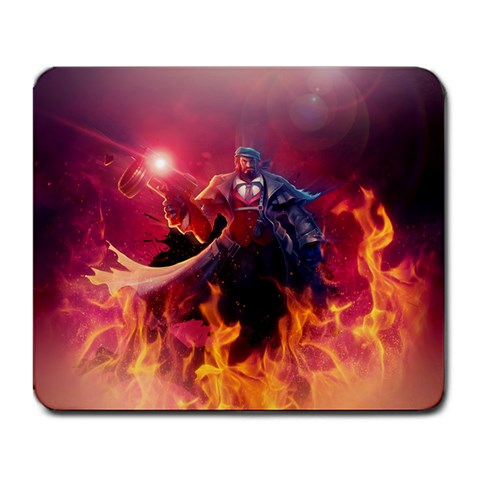 By Ian Hz   Large Mousepad   N2g5yntss743   Www Artscow Com Front