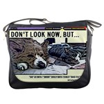 Dog backpack - Messenger Bag
