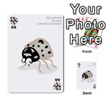 Ladybug Lunch, California bugs - deck 2 of 2 - Multi-purpose Cards (Rectangle)