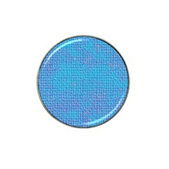 Textured Blue & Purple Abstract Golf Ball Marker 10 Pack (for Hat Clip) by StuffOrSomething