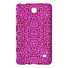 Florescent Pink Animal Print  Samsung Galaxy Tab 4 (7 ) Hardshell Case