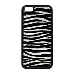 Black White Tiger  Apple Iphone 5c Seamless Case (black) by OCDesignss
