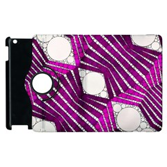 Crazy Beautiful Abstract  Apple Ipad 3/4 Flip 360 Case by OCDesignss