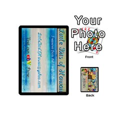 Mini Card Final By Karyn Setzer   Playing Cards 54 (mini)   Gomsg4c9xxrx   Www Artscow Com Front - Heart6