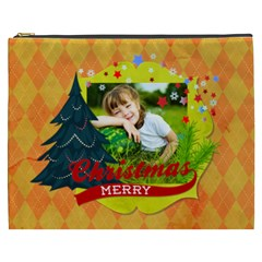Xmas By Xmas   Cosmetic Bag (xxxl)   V0n8itvqf0b4   Www Artscow Com Front