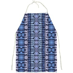 Tribal Geometric Print Apron by dflcprintsclothing
