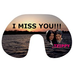 Roch Pres From Tzippy By Rochel   Travel Neck Pillow   6q0zityyhl7r   Www Artscow Com Back