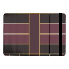 Vertical And Horizontal Rectangles	samsung Galaxy Tab Pro 10 1  Flip Case by LalyLauraFLM