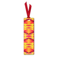 Colorful Tribal Texture Small Book Mark by LalyLauraFLM