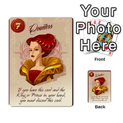 Love Letter By Liat   Multi Purpose Cards (rectangle)   541ha7t017sf   Www Artscow Com Front 7