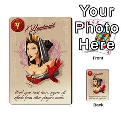 Love Letter By Liat   Multi Purpose Cards (rectangle)   541ha7t017sf   Www Artscow Com Front 4
