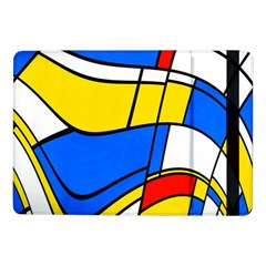 Colorful distorted shapes	Samsung Galaxy Tab Pro 10.1  Flip Case