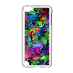 Unicorn Smoke Apple Ipod Touch 5 Case (white) by KirstenStar