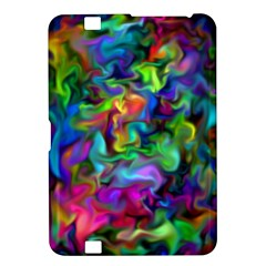Unicorn Smoke Kindle Fire Hd 8 9  Hardshell Case by KirstenStar