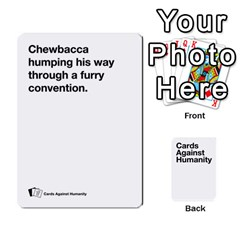 Spasmicpuppy White Cards Against Humanity Deck 1 By Spasmicpuppy   Playing Cards 54 Designs   Q0qoq53blxt7   Www Artscow Com Front - Heart4