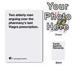 20131012 White Cards rev1 - Playing Cards 54 Designs