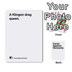 King 20131012 White Cards Rev1 By Billyk   Playing Cards 54 Designs   0m9iv8qcvsyp   Www Artscow Com Front - ClubK