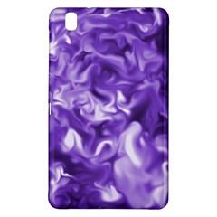 Lavender Smoke Swirls Samsung Galaxy Tab Pro 8 4 Hardshell Case by KirstenStar