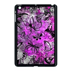 Butterfly Graffiti Apple Ipad Mini Case (black) by ArtistRoseanneJones