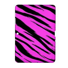 Pink Tiger Samsung Galaxy Tab 2 (10 1 ) P5100 Hardshell Case