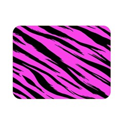 Pink Tiger Double Sided Flano Blanket (mini)