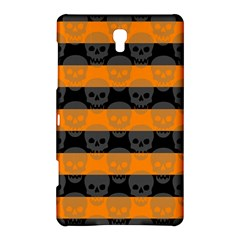 Deathrock Stripes Samsung Galaxy Tab S (8 4 ) Hardshell Case  by ArtistRoseanneJones