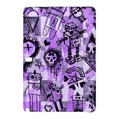 Purple Scene Kid Sketches Samsung Galaxy Tab Pro 12 2 Hardshell Case by ArtistRoseanneJones