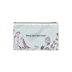 Watercolor Cosmetic Bag (s) By Joy   Cosmetic Bag (small)   L8j6x7fgpa9z   Www Artscow Com Back