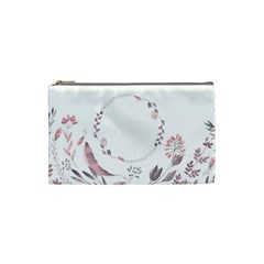 Watercolor Cosmetic Bag (xs) By Joy   Cosmetic Bag (xs)   0hwzgdvoi9xr   Www Artscow Com Front