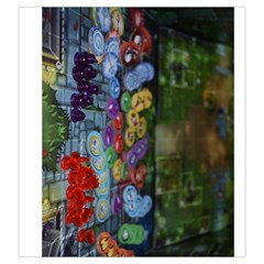 Super Dungeon Explore   Forgotten King Tokens By Drew Bakke   Drawstring Pouch (large)   55udnj4daan8   Www Artscow Com Front