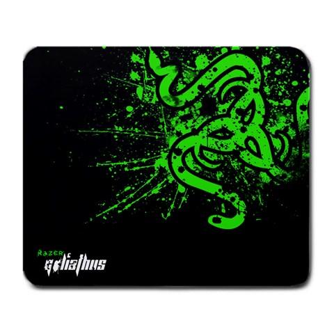 Razer Goliathus By Echos Graphics   Large Mousepad   Pl6roc90d5xt   Www Artscow Com Front