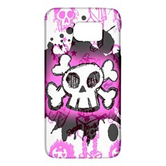 Cartoon Skull  Samsung Galaxy S6 Hardshell Case  by ArtistRoseanneJones