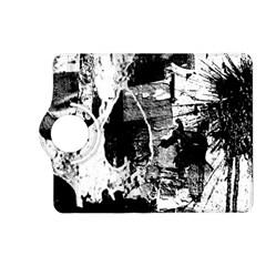 Grunge Skull Kindle Fire HD (2013) Flip 360 Case by ArtistRoseanneJones