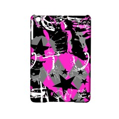 Pink Scene Kid Apple Ipad Mini 2 Hardshell Case by ArtistRoseanneJones