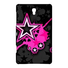 Pink Star Graphic Samsung Galaxy Tab S (8 4 ) Hardshell Case  by ArtistRoseanneJones