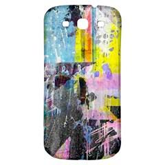 Graffiti Pop Samsung Galaxy S3 S Iii Classic Hardshell Back Case by ArtistRoseanneJones