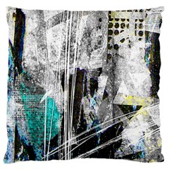 Urban Funk Standard Flano Cushion Case (two Sides) by ArtistRoseanneJones