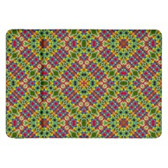 Multicolor Geometric Ethnic Seamless Pattern Samsung Galaxy Tab 8 9  P7300 Flip Case by dflcprints