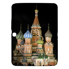 Saint Basil s Cathedral  Samsung Galaxy Tab 3 (10 1 ) P5200 Hardshell Case  by anstey