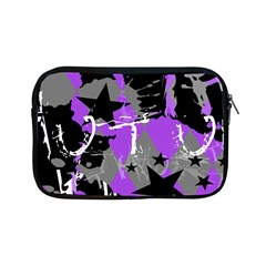 Purple Scene Kid Apple Ipad Mini Zippered Sleeve by ArtistRoseanneJones