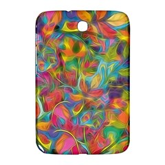 Colorful Autumn Samsung Galaxy Note 8 0 N5100 Hardshell Case  by KirstenStar